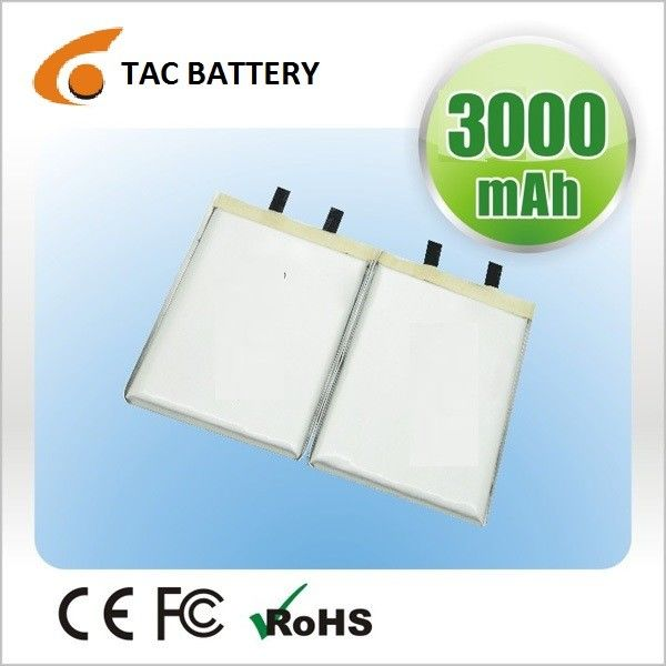 Polymer Lithium Ion Batteries 5C-10C 9759156 ROHS UL For Power Tool