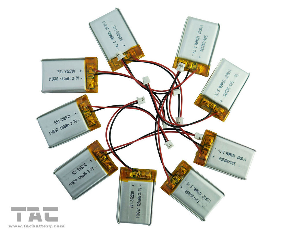 Lipo  LP063465 3.7V 1300mAh Polymer Lithium Ion Battery For PDA