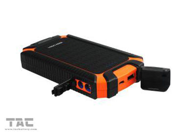 Alat Bantu Gawat Darurat 6000mAh Portable Car Jump Starter Untuk 12V Car Mobile Power Bank