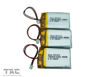 Lipo Battery Rechargeable LP052030 3.7V 200mAh Polymer Lithium Untuk Bluetooth